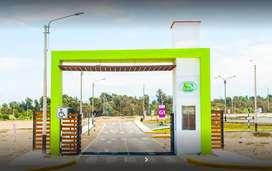 Venta de lote 105.75 mts2 (7.05x15) en Nuevo Chimbote - Proyecto Las Praderas (Los Portales)