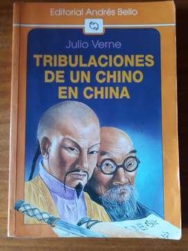 Vendo Libro Tribulaciones de Un Chino en