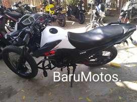 AKT TT 150 c.c excelente recibo moto de menor valor en parte de pago.