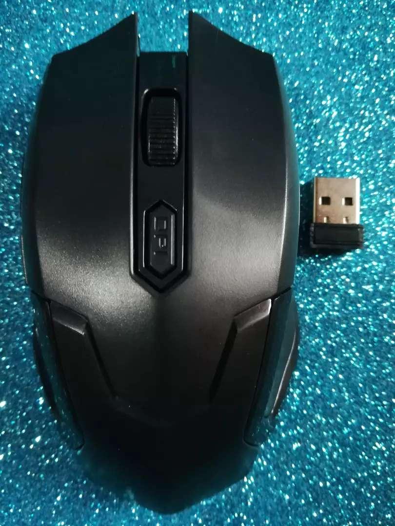 Mouse Óptico Gamer Inalambrico 0