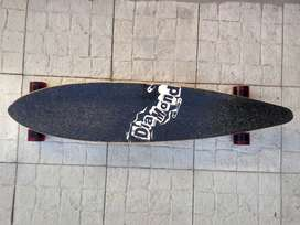Vendo Longboard Marca: DIAMOND Modelo: Not Just a Fashion Statement. IMPECABLE!!!