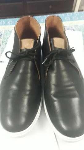 Botitas Febo con Cordon Color Negro N:45