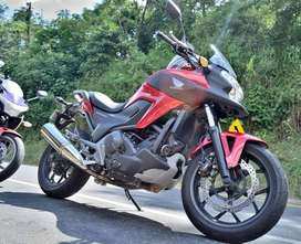 Honda NC750DCT