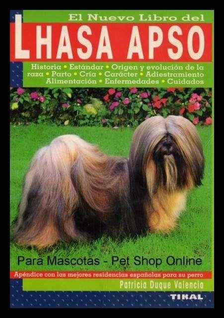 El Nuevo Libro Del Lhasa Apso Consulte Por Envio Gratis 0