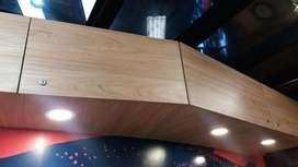 Vendo cajoneras bodegas para restaurante en madera
