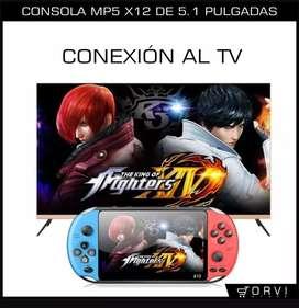 Consola de juegos X12