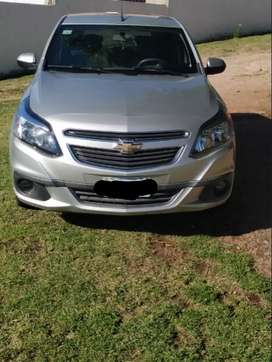 Chevrolet agile 2014 impecable 36mil km