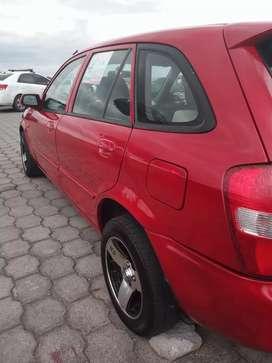 Mazda Allegro full