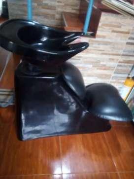 Vendo muebles sala de belleza