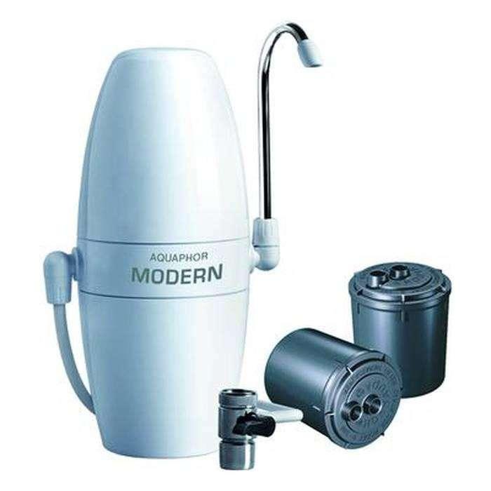 MODERNO Purificador de agua casero 0