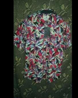 Camisa Hawuaiana