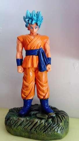 Goku en Yeso