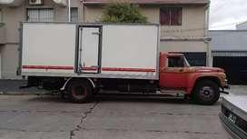 Vendo Camion Ford  61