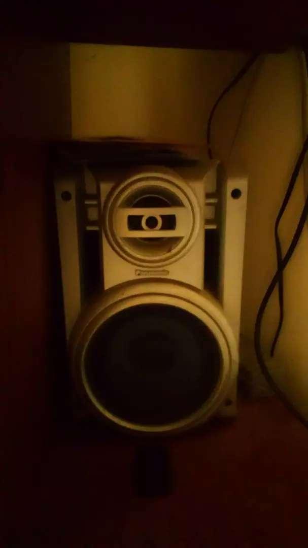 Se vende equipo de sonido 0