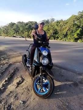 En venta moto bws 2016