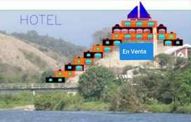 VENDO EN CANOA PROYECTO HOTEL (Terreno)
