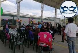 Fiestas infantiles recreación de cumpleaños dinámicas y juegos para niños y niñas pintacaritas música y baile divertido