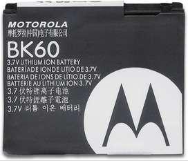 Bateria Motorola Bk60 Original I290 I876 I877 Nextel
