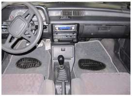 Tapa consola parte superior color gris CHEVROLET SWIFT 1991 - 1996 1300, 1600 NUEVO, ORIGINAL42000