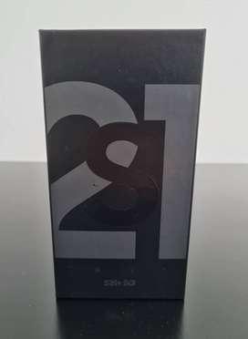 SUPER PROMO! Samsung Galaxy S21+ NUEVO + Funda Original + Lamina protectora Hydrogel + Smart Tag DE REGALO!!