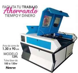 Máquina Láser co2 4K 139L 130 x 90 cm 100w