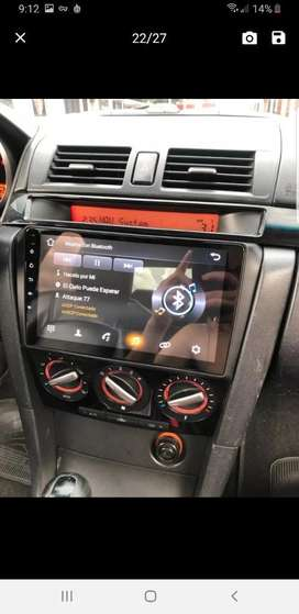 Radio Android Mazda 3