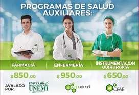 Programas de Salud