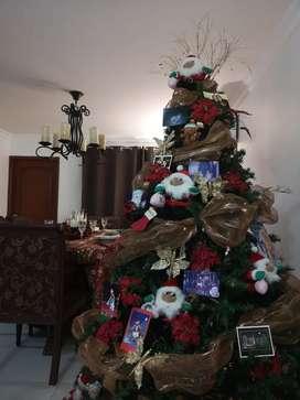 Árbol de navidad AMERICANO