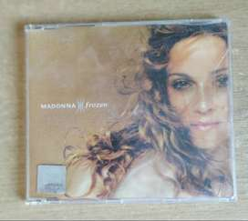 MADONNA CD Frozen Mix Frances