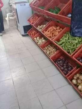 Se vende Verdura en villas de San Juan (giron)