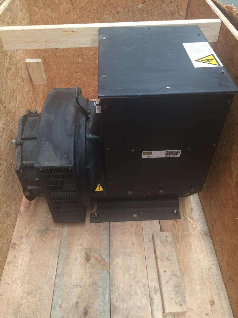 Generador Electrico  Turbina Generador STAMFORD de 117KW / 146.25 KVA 0