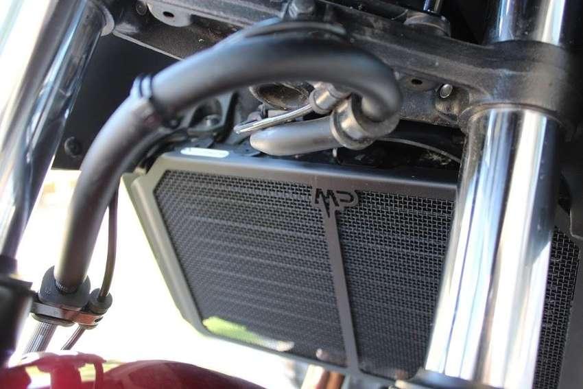 Prtector de Radiador CB500F MotoPERIMETRO 0