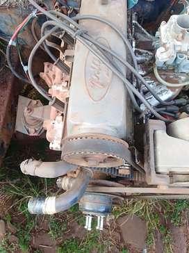 Motor de Ford Sierra 2.3 1993