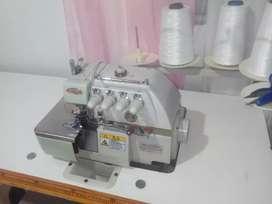 Máquina industrial fileteadora