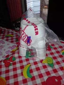 Dispenser para agua natural