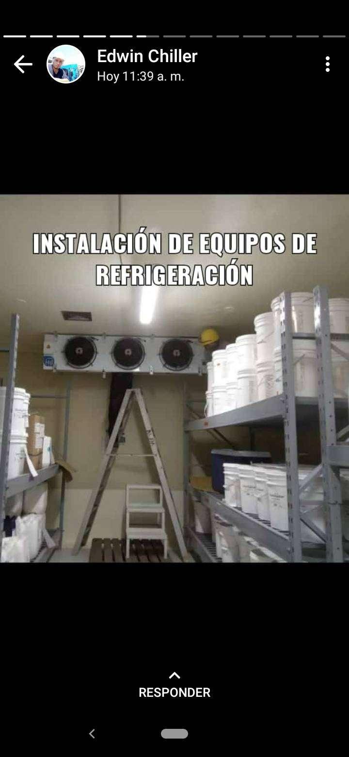 Venta de equipos de refrigeración