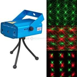 Mini Laser light para iluminacion y decoracion