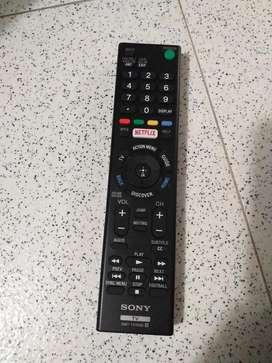 Control Original Tvsony Smart Rmt Tx100b