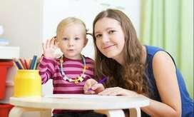 servicio de niñera  al tiempo que lo necesiten