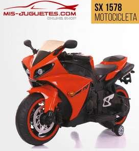 Carro A Batería PARA NIÑOS Motocicleta Sport R1 ENVIO GRATIS