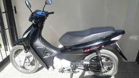 vendo honda biz 125cc modelo 2012