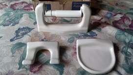 Kit accesorios baño Corona