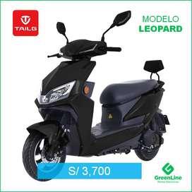 GreenLine Moto Eléctrica Leopard