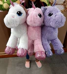 Hermosos unicornios 51cm
