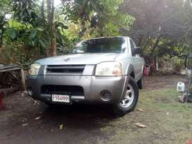 Nissan frontier king cab 2001, automatico