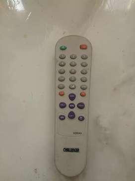 Control Remoto Televisor challenger