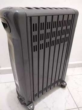 Vendo estufa radiador de aceite