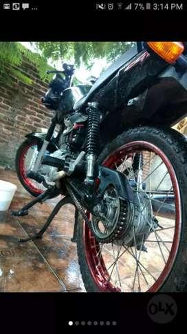 Moto Honda Titan 2012