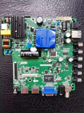 Tv simply SYLED3216, tarjeta principal