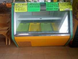 Nevera- Congelador para negocio